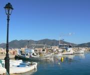 Kalloni - the village & coast