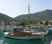 Methana - the town & peninsula