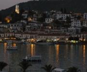 Poros Island - silver sunrises & golden orange sunsets