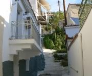 Poros Island - the town & promenade