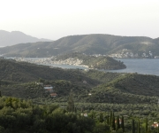 Galatas - the magnificent Poros panorama