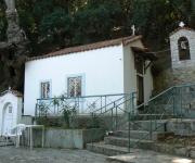 Monastery & chapel at Trizina