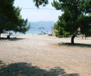 Poros Island - the Russian naval ruins