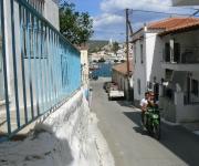 Galatas - the village